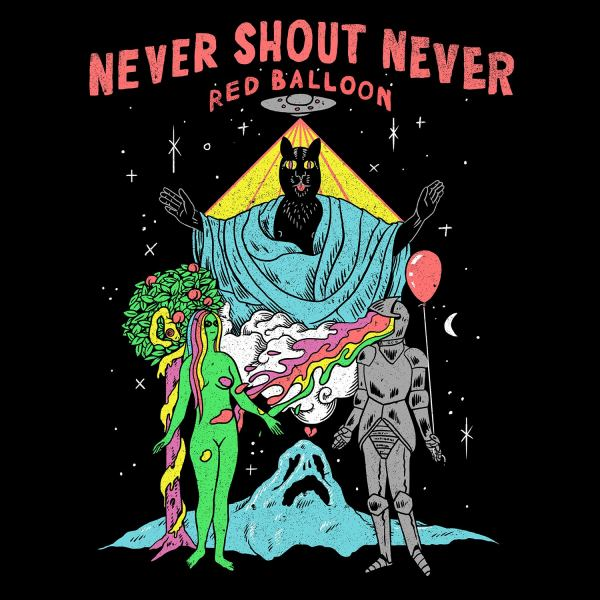Trouble never shout never download