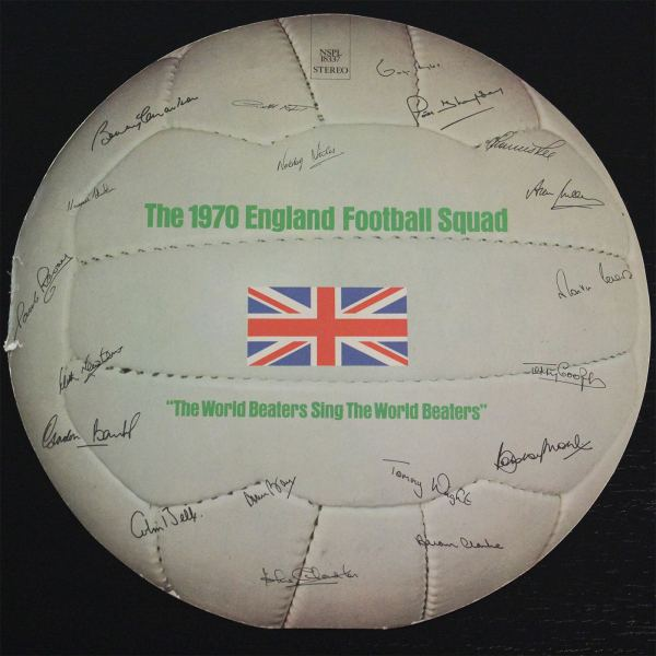 1970 England World Cup Squad